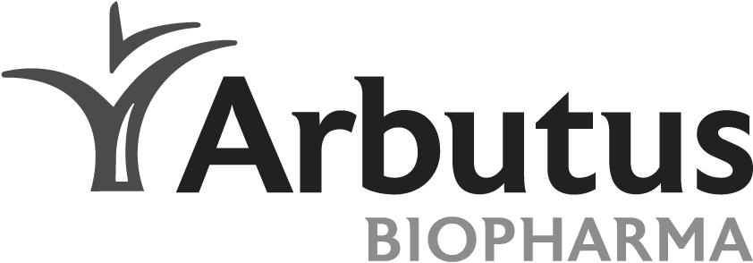 [MISSING IMAGE: lg_arbutusbiopharma-bw.jpg]