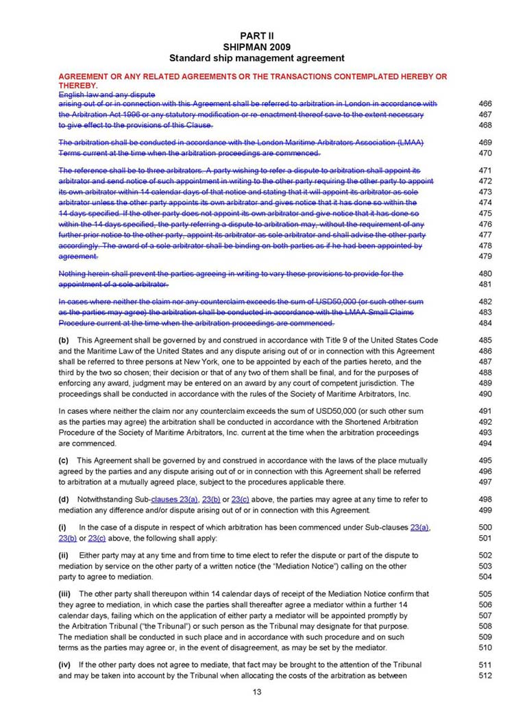 SEC Filing | SEACOR Marine Holdings Inc.