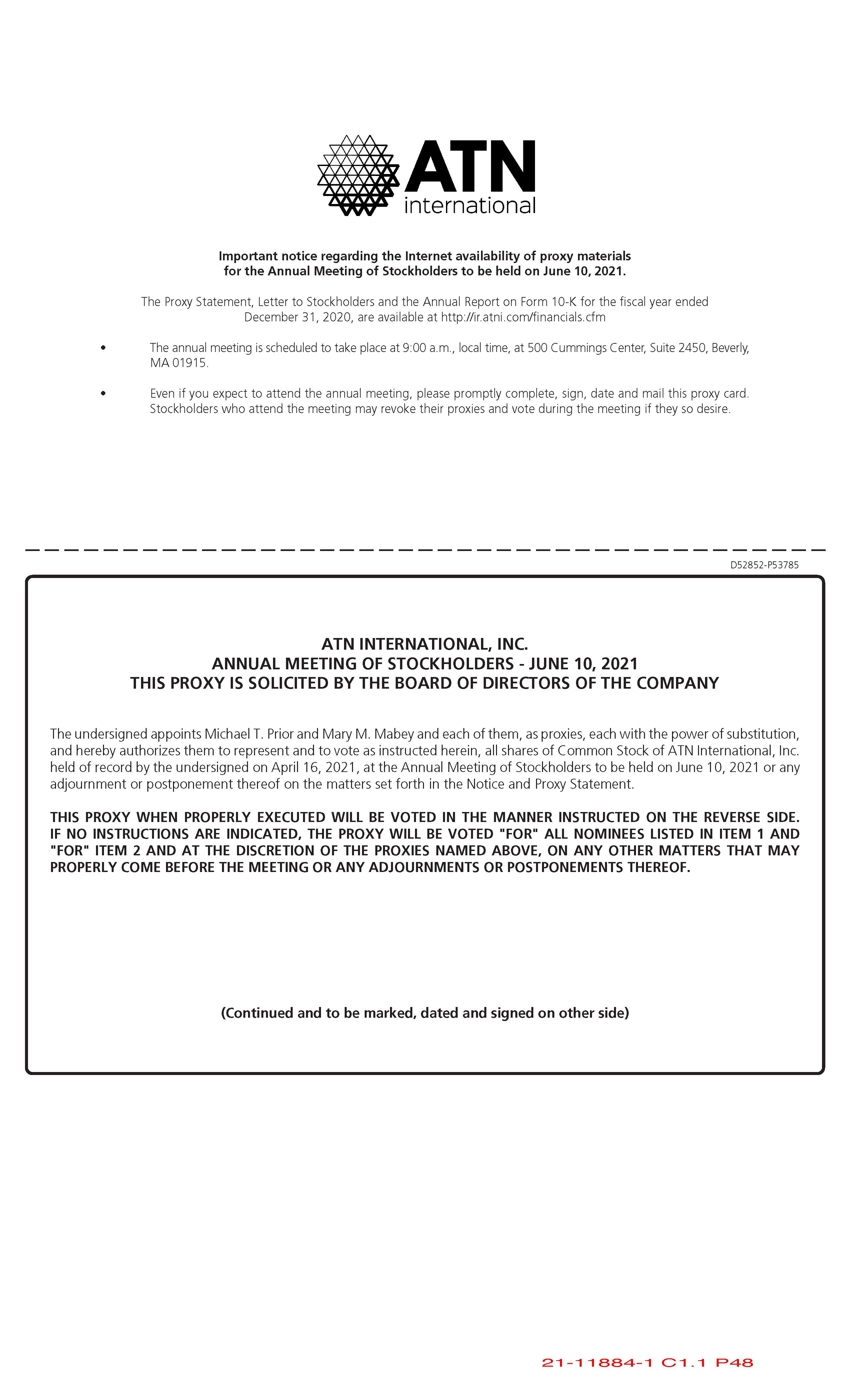 [MISSING IMAGE: tm2111884d1_proxy-page2.jpg]