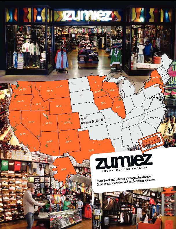 Sec Filing Zumiez Inc