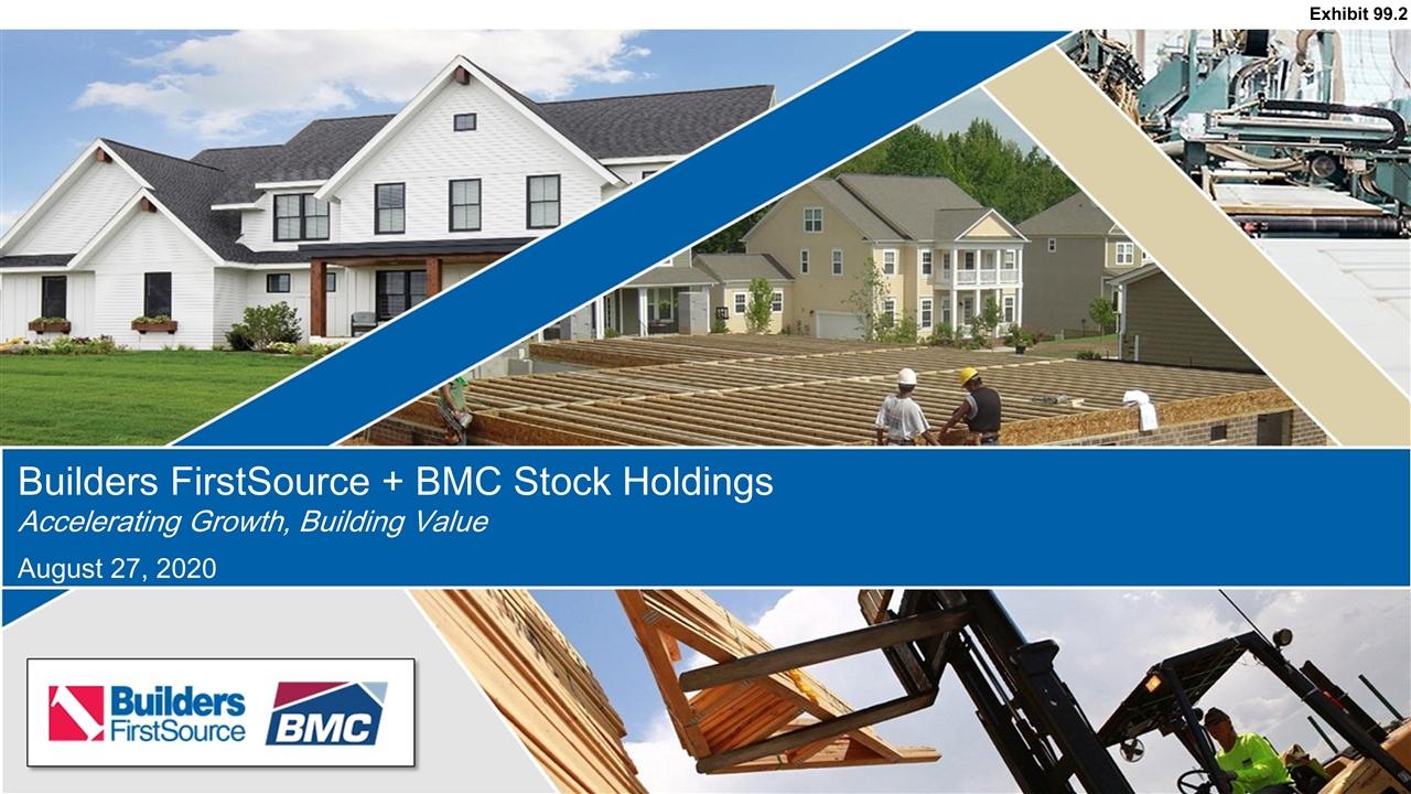 SEC Filing   Builders FirstSource, Inc.
