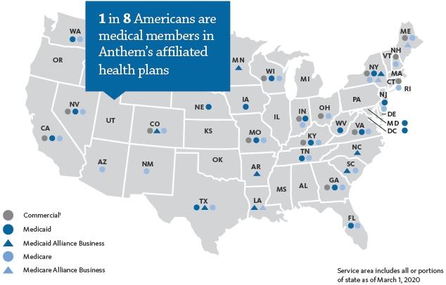 Anthem, Inc. | SEC Filing